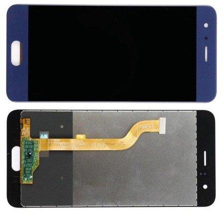 Honor 9 STF-L09 wyświetlacz lcd+digitizer dotyk niebieski