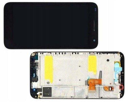 Huawei G7-L01 wyświetlacz LCD+digitizer dotyk ORG