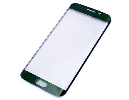 LCD SZYBKA SZKŁO SAMSUNG S6 EDGE SM-G925F GREEN