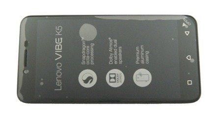 Lenovo Vibe K5 A6020a40 wyświetlacz lcd+digitizer dotyk czarny