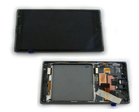Nokia Lumia 830 wyświetlacz LCD+digitizer dotyk