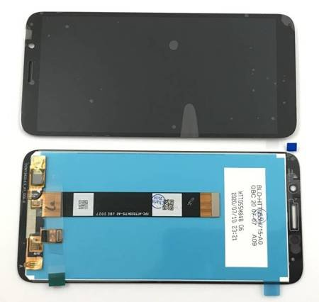 Wyświetlacz LCD+digitizer dotyk Huawei Y5P 2020