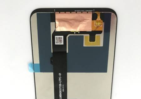 Wyświetlacz LCD+digitizer dotyk LG K41S LM-K410