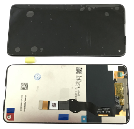 Wyświetlacz LCD+digitizer dotyk Motorola Moto G8 Power XT2041-3