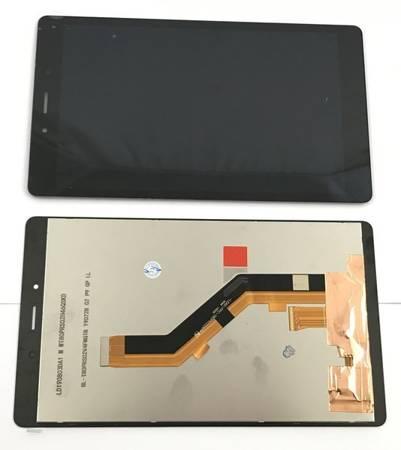Wyświetlacz LCD+digitizer dotyk do SAMSUNG Tab A 8.0 2019 SM-T295 | czarny
